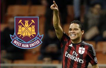Carlos Bacca estaría a un paso de llegar al West Ham