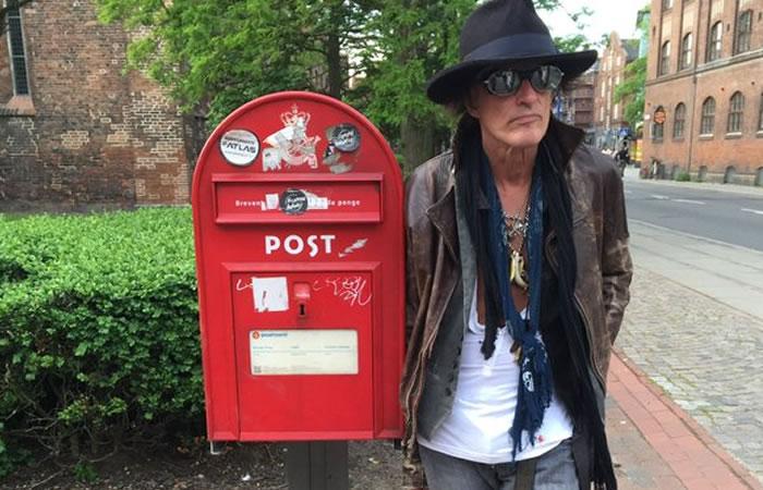 Joe Perry sufre infarto en pleno concierto
