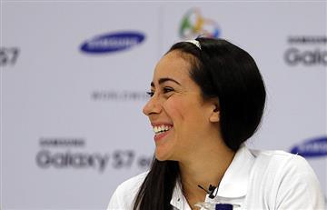 Mariana Pajón es contundente al hablar de los Olímpicos de Río