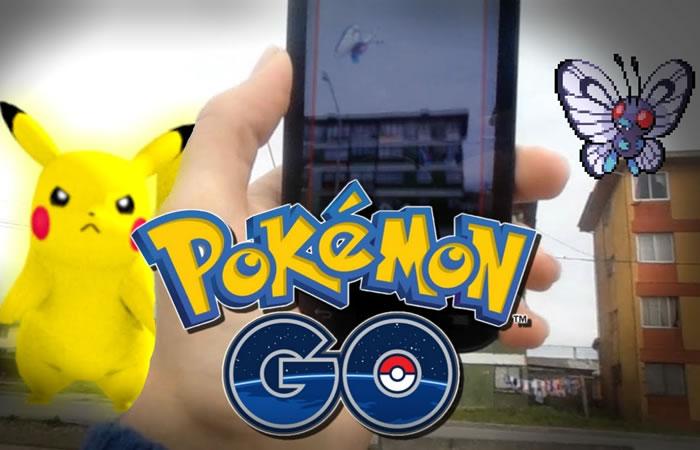 Te estarían hackeando si descargaste Pokémon Go fuera de la Play Store. Foto: Youtube