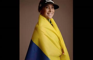 Río 2016: Golfista María José Uribe ¿abanderada de Colombia?