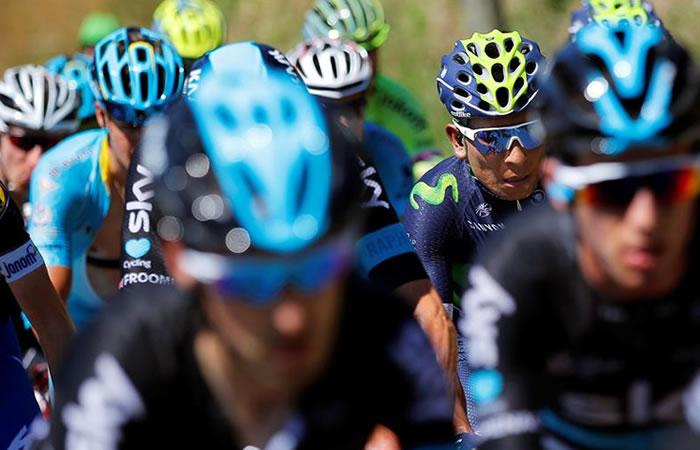 Tour de Francia: Así van los colombianos