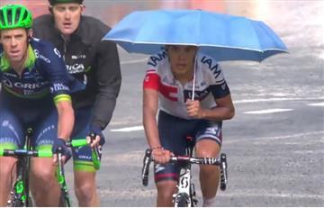Tour de Francia: Jarlinson Pantano muestra la 'verraquera' colombiana