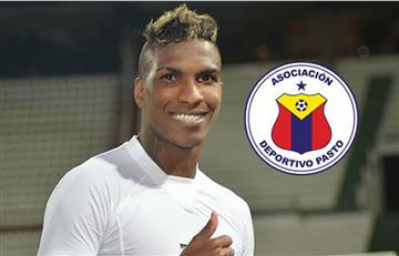 Johan Arango jugará en el Deportivo Pasto