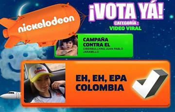 Kids Choice: ¿Epa Colombia vs. Ariadna Gutiérrez en viral?