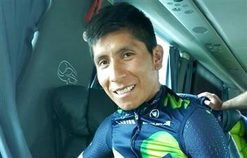 """Nairo Quintana: """"En el Tour, estoy cada día mejor"""""""