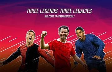 Ronaldinho, Giggs y Crespo volverán a jugar