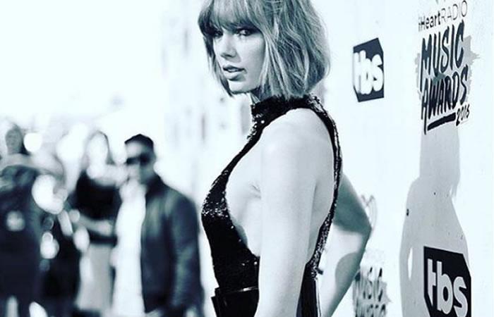 Taylor Swift es la número uno en la lista. Foto: Instagram