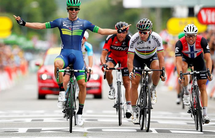 Tour de Francia: Nairo sigue en la pelea y está 4to