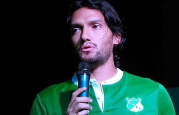"""Abel Aguilar: """"Los que llegamos, llegamos a ayudar y complementar"""""""