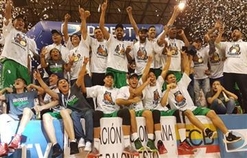 Academia de la Montaña, campeón de Colombia