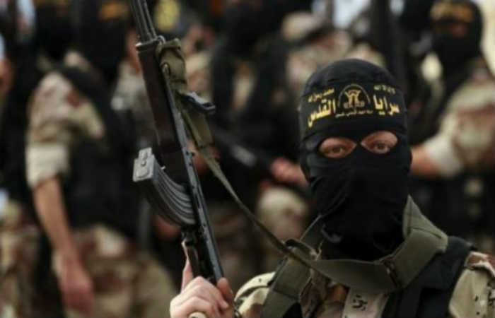 Se cree que Abu Omar al Shishani participó en la guerra civil siria de 2012. Foto: EFE