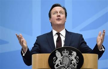 """David Cameron dice """"adiós"""" al Parlamento británico"""