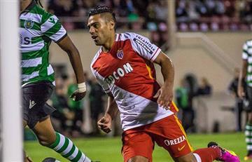 Falcao García anotó doblete con el AS Mónaco