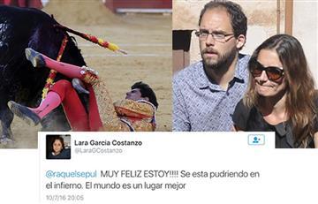Habrán acciones legales contra los que se burlaron de la muerte del torerto Víctor Barrio