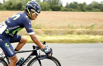 Nairo Quintana arremete en contra de los organizadores del Tour de Francia