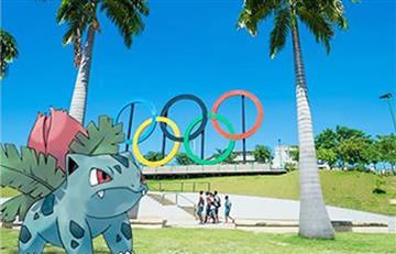 ¿Pokémon Go estará presente en los Juegos Olímpicos?