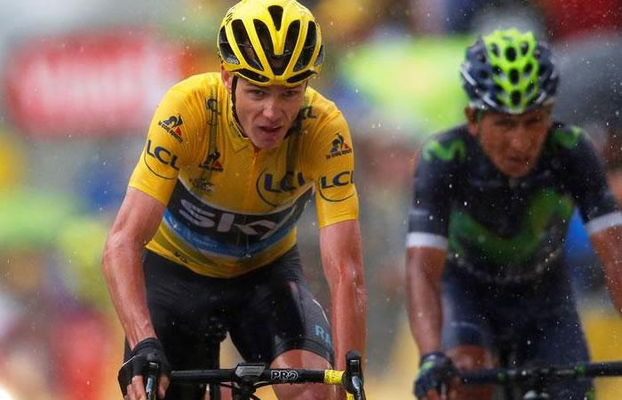 Tour de Francia: Nairo no tiene equipo que lo respalde