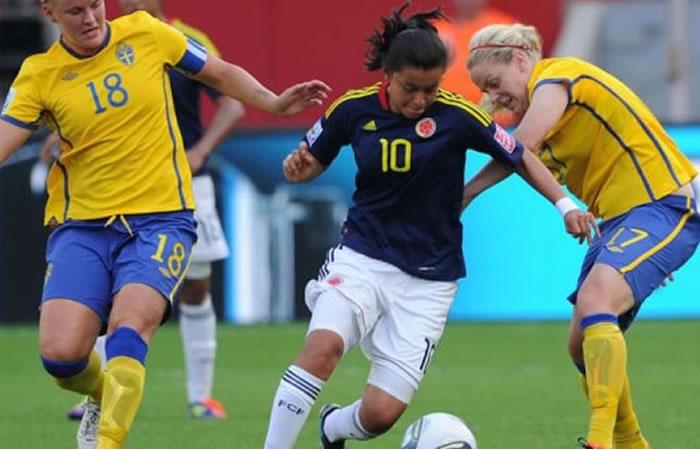 La selección Colombia femenina estará en Río. Foto: EFE