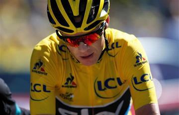 Chris Froome podría ser descalificado del Tour de Francia