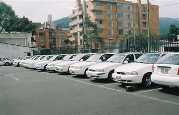 Comienza el pico y placa para transporte especial en Bogotá