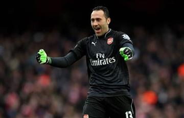 David Ospina seguirá en el Arsenal
