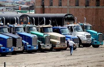 Gobierno y camioneros retoman diálogos