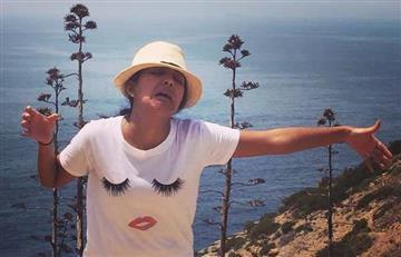 FOTOS: Mujer se fue sola de luna de miel