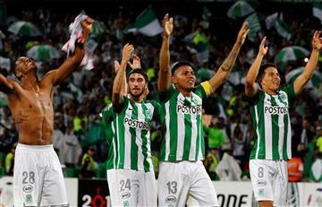 Nacional llega a su tercera final de Libertadores