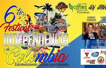 Orlando: Sexto Festival Independencia de Colombia
