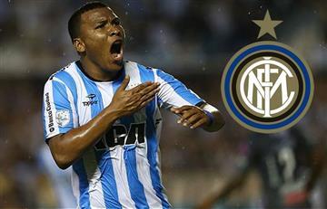 Roger Martínez iría al Inter después de jugar en China