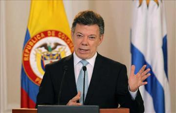 Santos impondrá multas de hasta 480 millones por bloqueo camionero