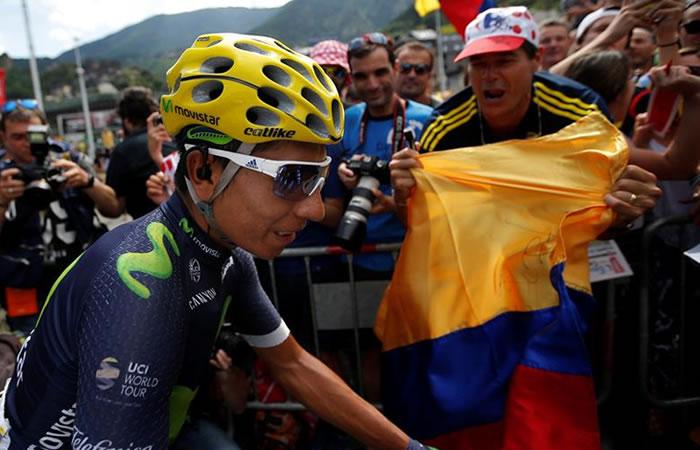 Tour de Francia: Nairo acepta que se equivocó