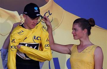 Tour de Francia: Quintana queda cuarto a un minuto de Froome