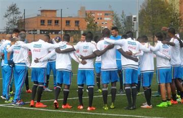 Convocatoria de Colombia para amistosos ante Argentina y Honduras