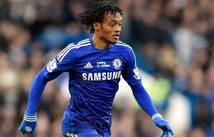 Cuadrado deberá ir a pretemporada con el Chelsea. Foto: EFE