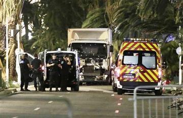 El camión de la matanza de Francia cargaba un arsenal