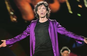 Mick Jagger será padre a sus 72 años