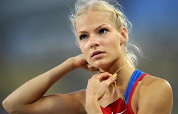 Río 2016: La única atleta rusa en Río, acusada de traición