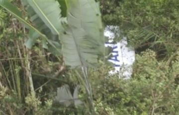 Fuerza Aérea encontró avioneta perdida en el Meta