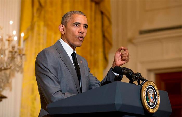 Obama. Foto: EFE