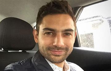 """Sebastián Eslava, actor de """"La Niña"""" está estrenando novia"""