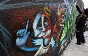 Caso grafitero: Patrullero sí manipuló la escena del crimen