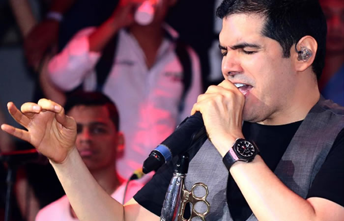 Peter Manjarrés aún no encuentra un acordeonero de altura