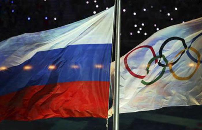 Río 2016: Gobierno ruso planeó dopaje de sus deportistas