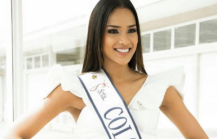 Señorita Colombia, directo al médico por problemas de presión
