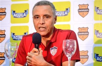 """""""Alexis Mendoza no quiso a Teo en el Junior"""": Fuad Char"""