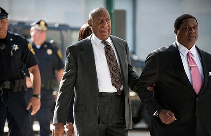 Bill Cosby está totalmente ciego