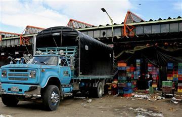 Camioneros se tomarán las calles de Bogotá este 20 de julio