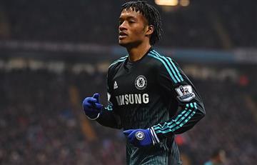 Cuadrado se queda en el Chelsea